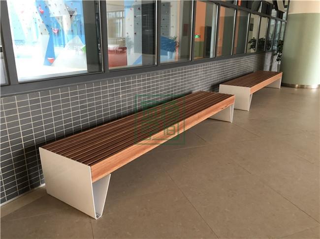 不锈钢休闲椅