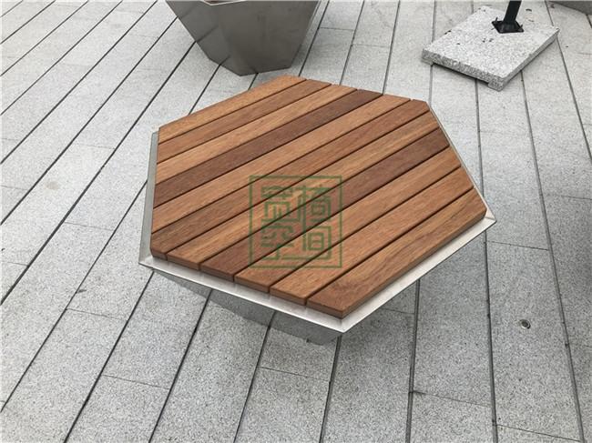 创意公园休闲椅